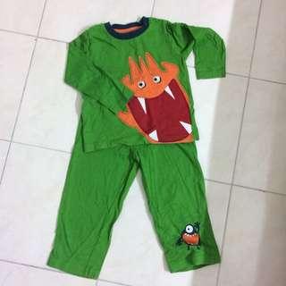 Kids Pyjamas Free Postage