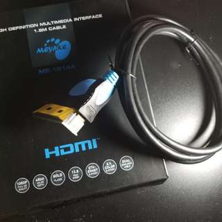 Meyake 美雪HDMI FullHD 50%off(buy 1 get 1 FREE )