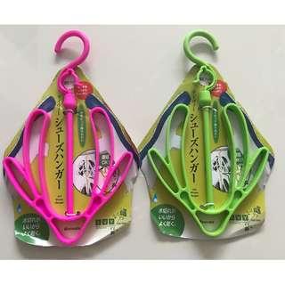 (BN) Multipurpose Shoe Hanger