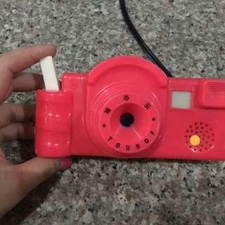 Korean toy camera