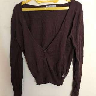 Hush Puppies Brown sweater
