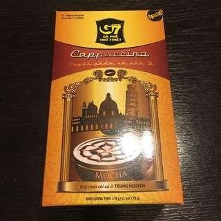 100% new 越南 G7 Mocha 咖啡