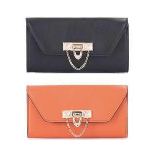 VALENTINO Valentino Garavani Leather Wallet