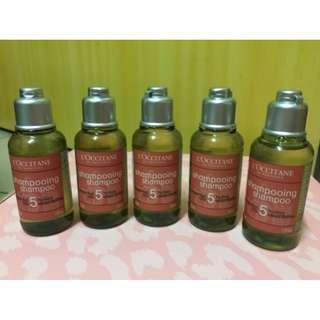 草本修護洗髮乳35ml