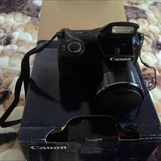 Camera Canon Sx430is