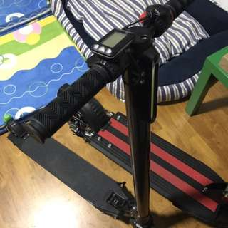Carbon Escooter 7kg (2 weeks old) LIKE NEW**