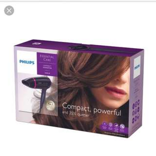 Philips Hair Dryer BHD002