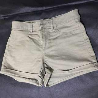 H&M Army Navy shorts