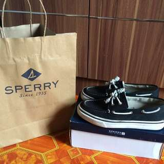 sperry top sider bahama