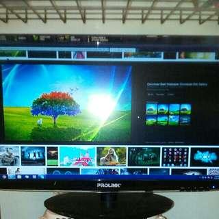 """LED 21.5"""" monitor"""