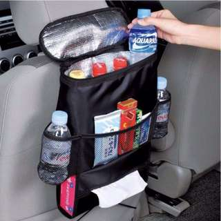 Car Back Seat Multipurpose Bag Organizer
