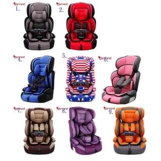 CARMIND 兒童安全座椅 兒童安全汽座 寶寶嬰兒汽車車載座椅 嬰兒 汽車 座椅 免運