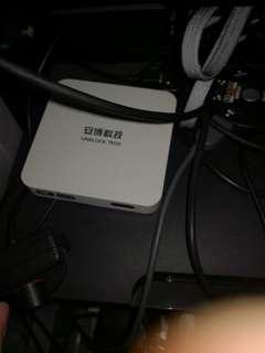 安博盒子 支援4K高清,睇片神器