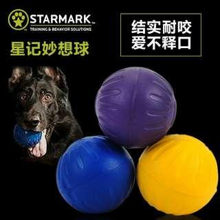 🚚 寵物玩具 狗玩具 星記妙想球 耐咬不傷牙