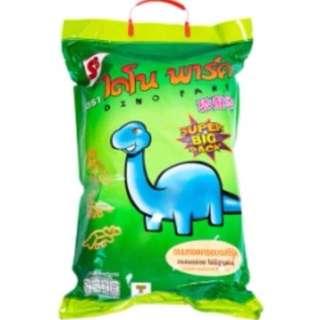 泰國恐龍谷造型餅乾