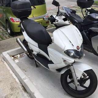 Gilera ST200 for sale!