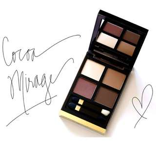 Tom Ford 眼影- Beauty Eye Color Quad - Cocoa Mirage 10g