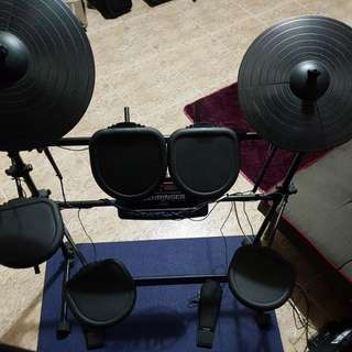 Awowo Electric Drum Set (Reserved)
