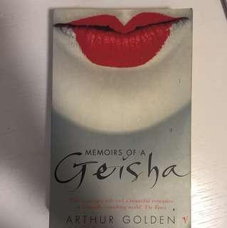 Memoris of a geisha