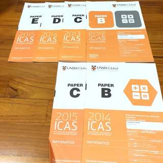 UNSW ICAS papers bundle