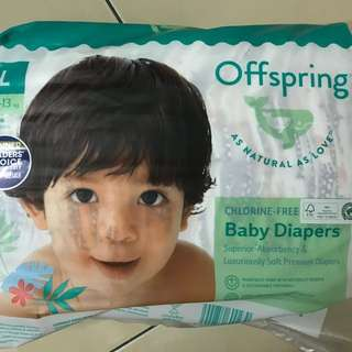 Baby offspring diapers