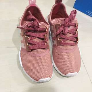 Adidas NMD Inspired Salmon Pink