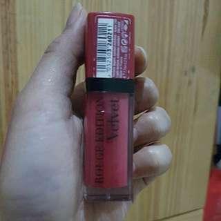 Lipstik bourjois shade frambourjoise