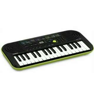 全新 日版 CASIO mini keyboard SA-46
