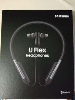 全新未開 Samsung U Flex Bluetooth Headphones