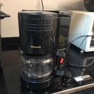 Rasonic 4 cups coffee machcine