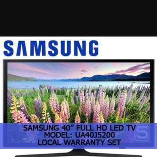 Samsung Smart TV. Samsung 40 Inches Smart Digital Ready LED TV!!!