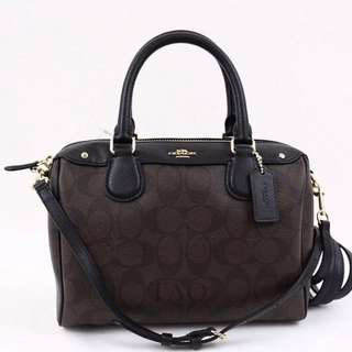 Coach Mini Bennett Bag