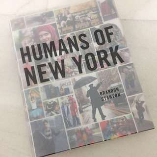 Humans Of New York Hard Cover Book