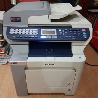 Printer brother MFC-9840CDWColor Laser Multi-Function Center® with Wireless Networking and Duplex