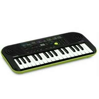 CASIO (Japan) Mini keyboard SA-46