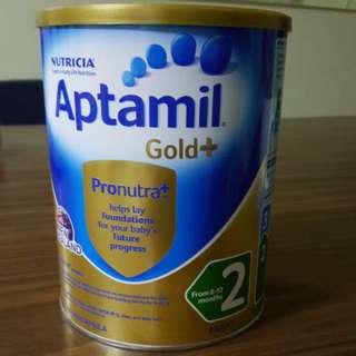 Aptamil Gold + Stage 2 6-12months