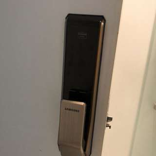 Samsung Push Pull Digital Door Lock P810