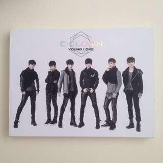 C-Clown 2nd Mini Album