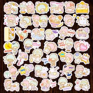(FREE NM🎉) #3 Little Twin Star Stickers