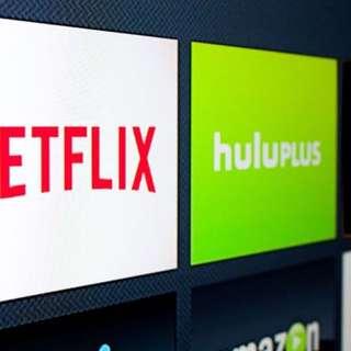(5Accounts) Netflix+HBO Now+Hulu+Crunchyroll+Spotify