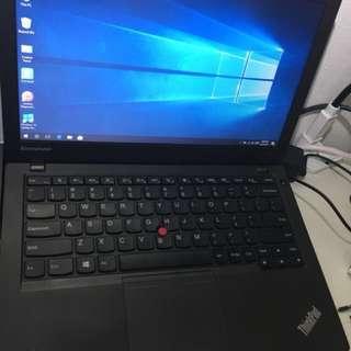 Lenovo Thinkpad X240 $300