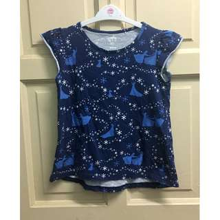 Uniqlo Disney Frozen 7-8y