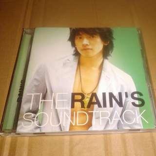 (破底價$29平郵我包) The Rain's ost 港版cd