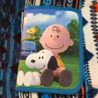 🚚 卡通人物 護照 存摺 收納包