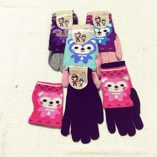 Gloves / winter gloves