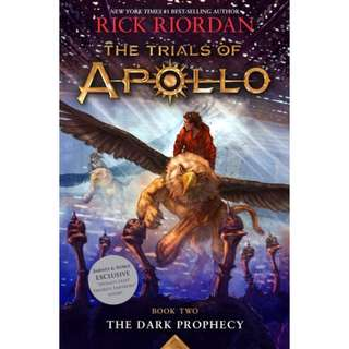 [BARNES & NOBLE EXCLUSIVE] The Dark Prophecy by Rick Riordan