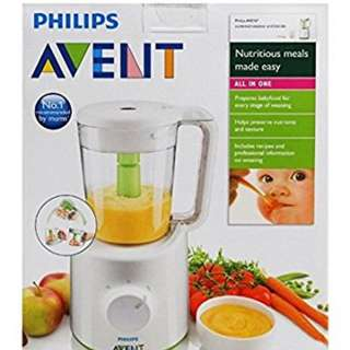 Philips Avent Combined steamer and blender(All in 1)
