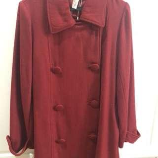 preloved coat / preloved jacket / preloved jaket / jaket second / coat second