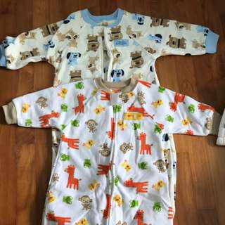 PL baby suits