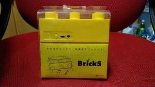 Lego usb 喇叭 block speaker